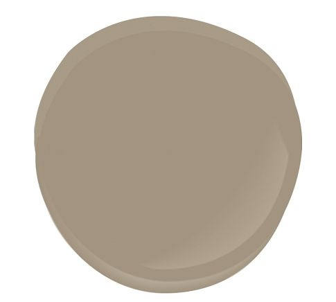 "benjamin moore ""weimaraner"" paint, the most beautiful grey on walls"