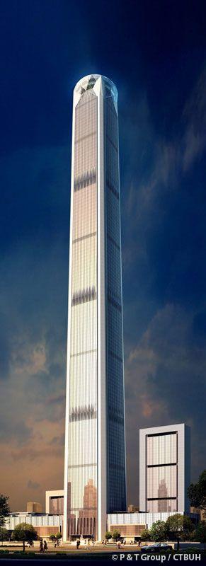Goldin Finance 117 - Tianjin, China (596.5m/1957ft) (P&T Group)