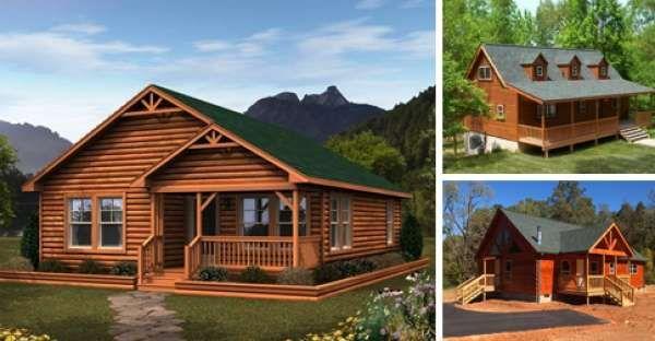 Best 25 Prefab Log Homes Ideas On Pinterest Log Cabin