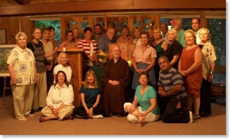 Venerable at special event at the BSE