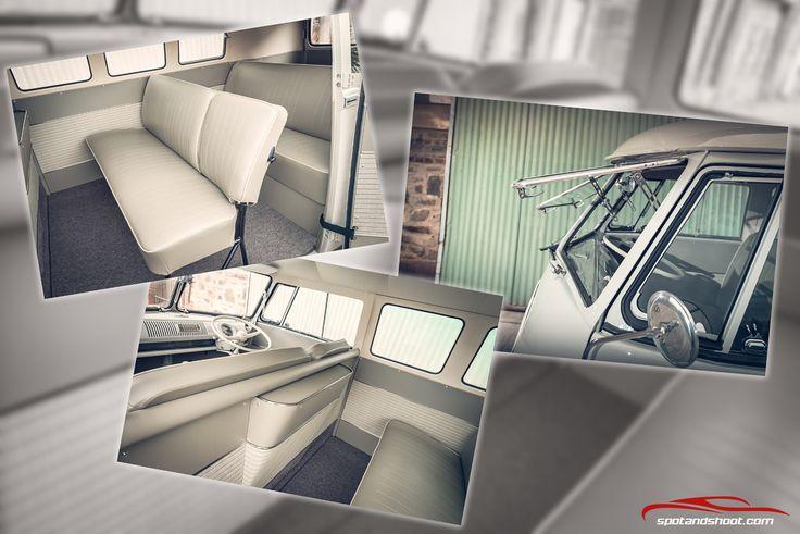 1966 VW Kombi Interior - 1966 VW Kombi Interior