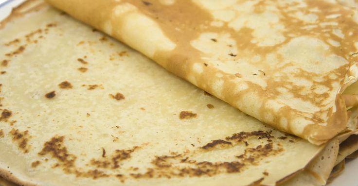 ⇒ Bimby, le nostre Ricette - Bimby, Impasto per Crepes