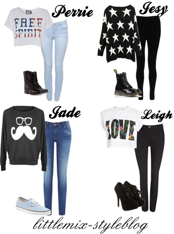 """*REQUESTED* LM Inspired for Madame Tussauds"" by little-mix-fashion on Polyvore"
