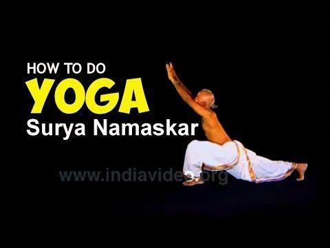 a short yoga surya namaskar guide for surya namaskar