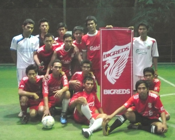 BIGREDS Regional Lombok | Indonesia's Official Liverpool FC Supporters Club