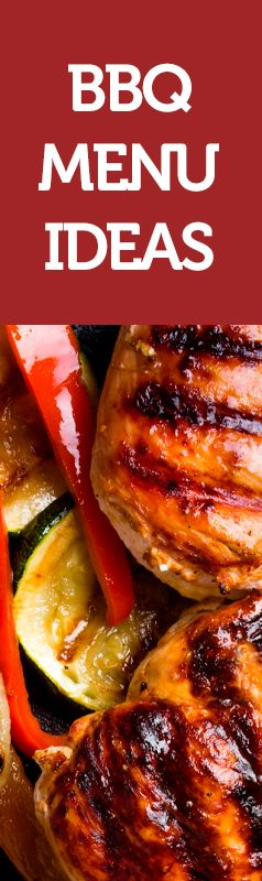 Need ideas for a BBQ menu? Our Gordon Food Service Stores have you covered so you can serve a savory BBQ menu that sure to please all guests. Take a look and be inspired with these BBQ menu ideas.