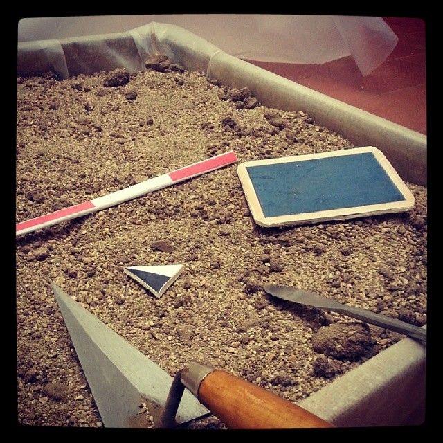Ai nostri futuri archeologi non deve mancare niente...#maperti14 è alle porte!