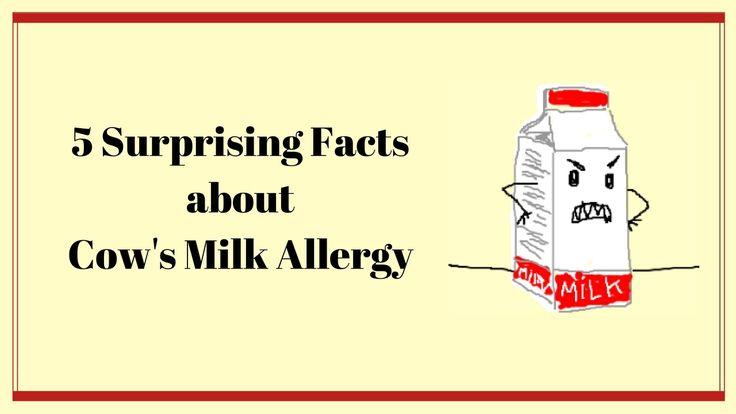 5 surprising facts about cow's milk allergy http://myallergyfriend.com/cows-milk-allergy-facts/?utm_campaign=coschedule&utm_source=pinterest&utm_medium=My%20Allergy%20Friend&utm_content=5%20surprising%20facts%20about%20cow%27s%20milk%20allergy