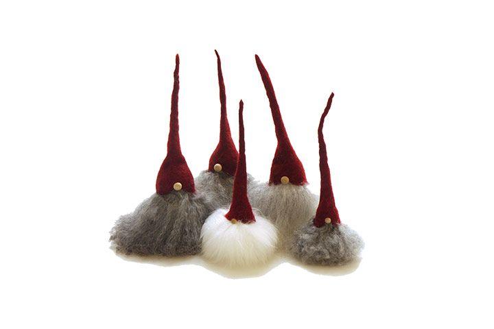 Christmas gnomes - Skandium