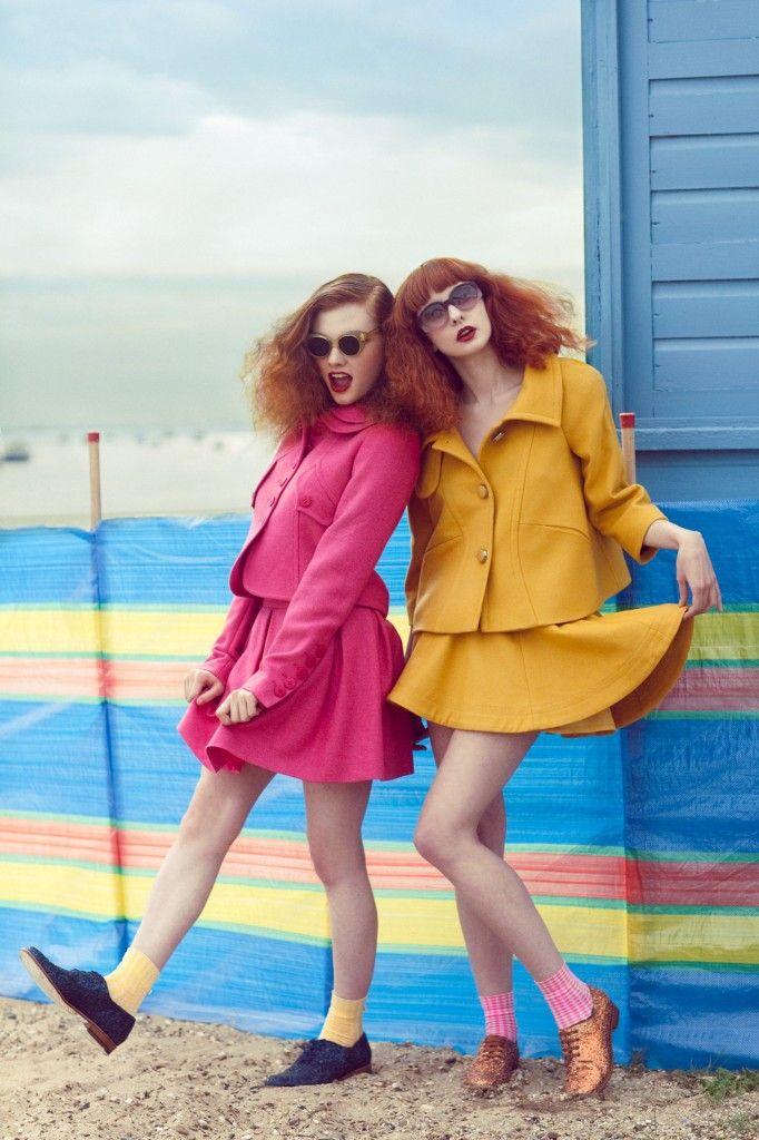 Lara Jade Photography - Reminds me of Aquarius fashion