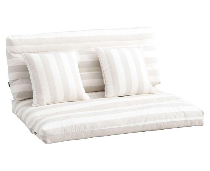 M s de 25 ideas incre bles sobre cojines para sillones en for Sofa exterior aki