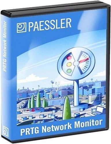 PRTG Network Monitor PRTG Network Monitor 17.3.32 Full Crack is a excellent network monitoring software that enable you stay in touch with important LAN or WAN statistics including switches, firewa…