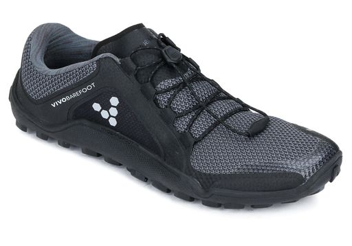VIVOBAREFOOT Primus Trail Mens Black/Charcoal