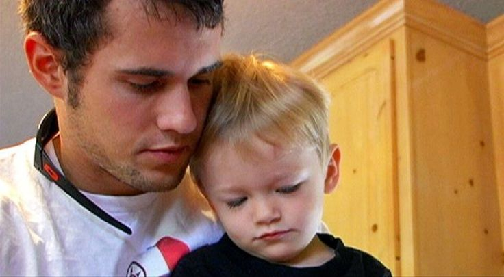 'Teen Mom OG' Star Ryan Edwards Apologizes To His Dad Larry After The Heated Argument