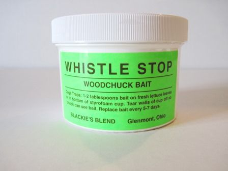 Groundhog Bait Lure | Home / Trapping Supplies / Baits / Baits by Brand / Blackie's Baits