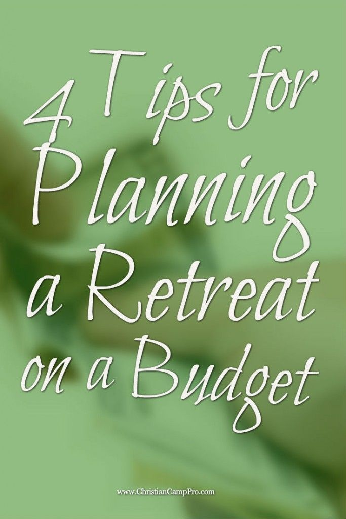 Planning a retreat on a budget doesn't have to be a stressful experience. Great retreats focus on fun, team building, well planned activities, useful knowledge, and memories for attendees to take home with them. Therefore, you don't have to break the bank to bring people together, and make sure everyone has a blast! These 4 [...]