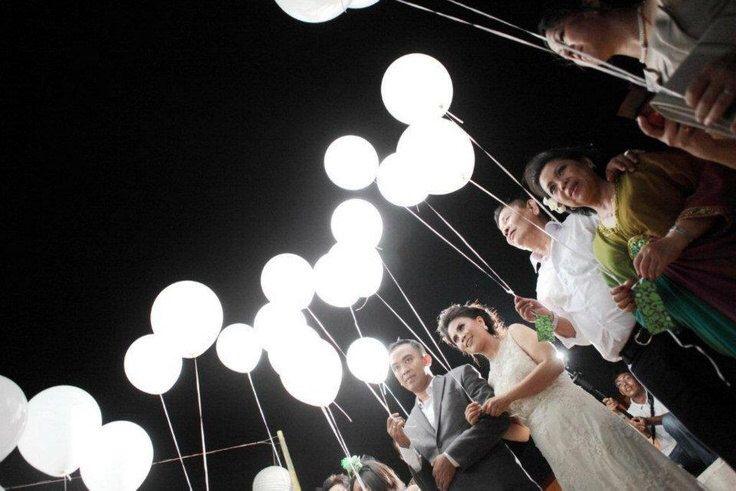 White LED lights for Balloons! Wedding Send off! Party Decorations LED lights Balloon Lights 10/20/30/50/100/150/200pcs by Featherology2 on Etsy https://www.etsy.com/listing/294070315/white-led-lights-for-balloons-wedding