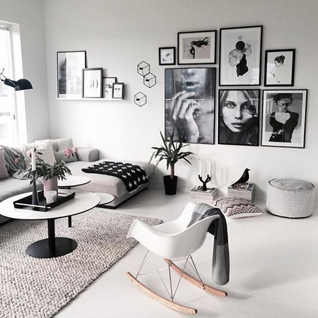 ⠀ // Notice the lovely wall details  / Tag your photo with #mynordicroom  //⠀ Photo credit: @toneroeda ⠀ .⠀ .⠀ .⠀ Don't miss out on your daily Nordic interior design inspiration! Follow us on Facebook  / Link in bio