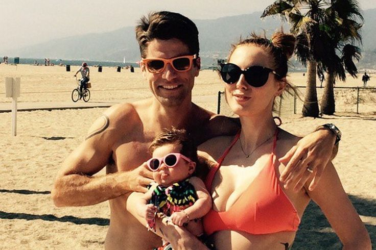 Eva Amurri Martino's Two-Month-Old Is Too Cute For Words! | In Touch Weekly