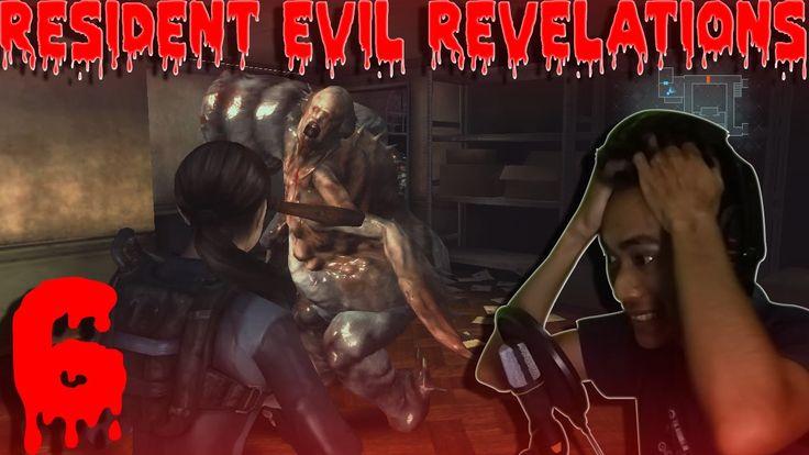 Resident Evil Revelations - Campaign Episode 3 Ghosts Veltro End -  (6) ...
