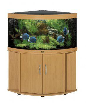 Juwel Trigon 350 Aquarium with Cabinet Beech