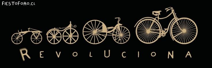 Fiestoforo: Monitos y mapudungun!: bici