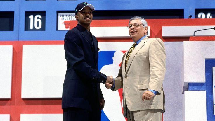 Sports Guy's Vault: Memorable NBA Draft Moments, 1997-2004