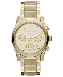 michael kors womens watches macy s the on time