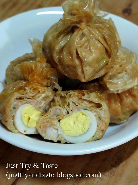Just Try & Taste: Ekkado
