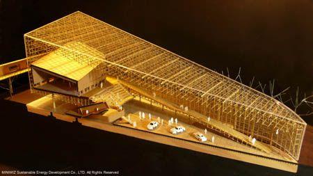 全球第一個零排放建築(遠東環生方舟)EcoARK @ 夢工場室內設計 :: 痞客邦 PIXNET ::
