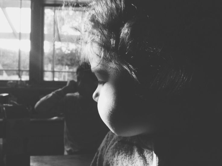My best friends youngest. Bless her chubby cheeks. Photo by Jessica Totino