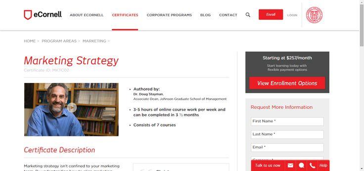 Online Certificate Programs: Online Certificate Programs Nonprofit ...