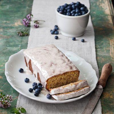 Pistachio-Cardamom Pound Cake Recipe Chef Suvir Saran in Country Living