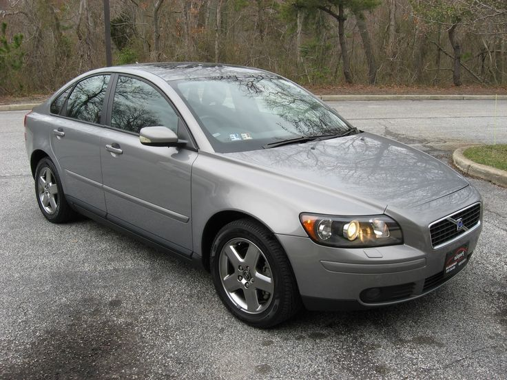 Terrific 2005 Volvo S40 T5 Photos Gallery