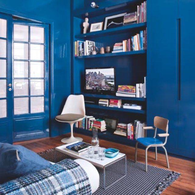 Un appartement contemporain dans un écrin classique