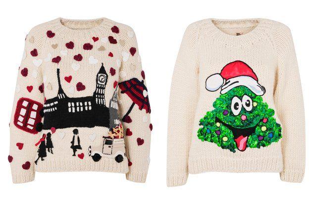 """Pulovere speciale pentru Craciun, create de marii designeri, pentru organizatia """"Salvati Copiii"""" - See more at: http://femina.ro/pulovere-speciale-pentru-craciun-create-de-marii-designeri-pentru-organizatia-salvati-copiii--92987.html#sthash.URM6Wr0I.dpuf"""