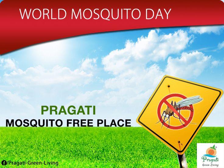 PRAGATI – the answer to Mosquito Menace!