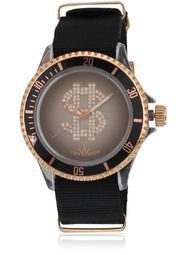 Toy Watch W Twd02pg Black/Black Analog Watch Online Shopping Store