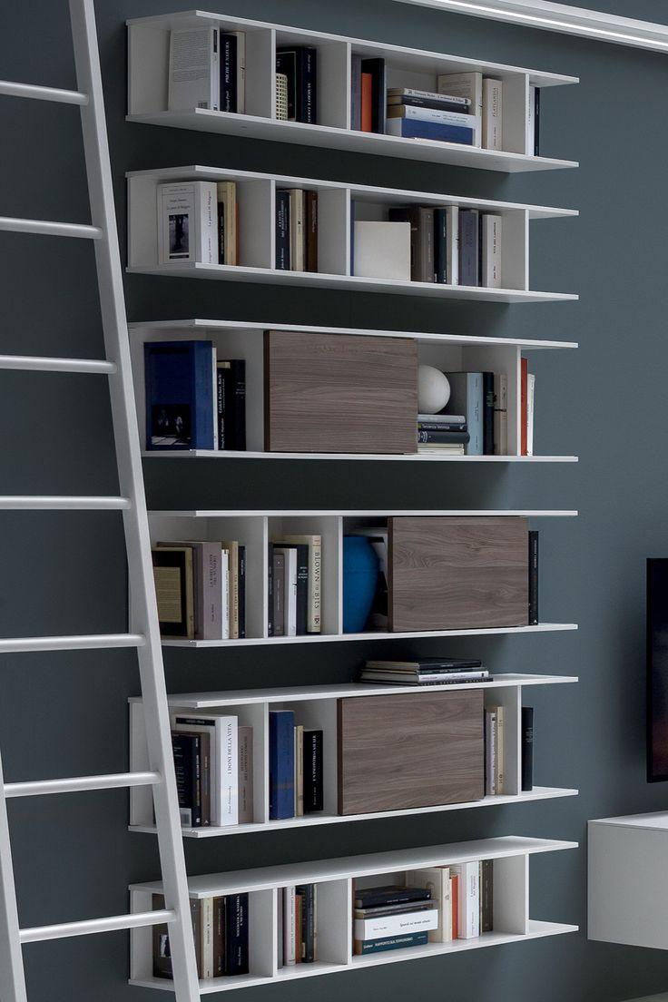 Libreria Butterfly www.magnicasa.it #magnicasa #follow