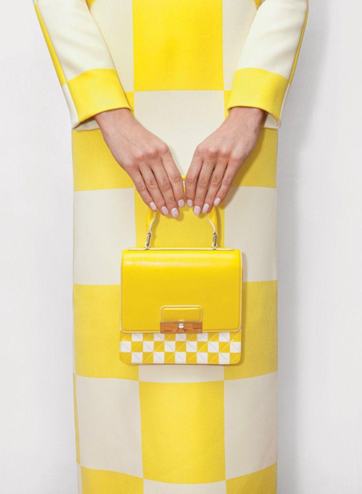 Yellow Louis Vuitton