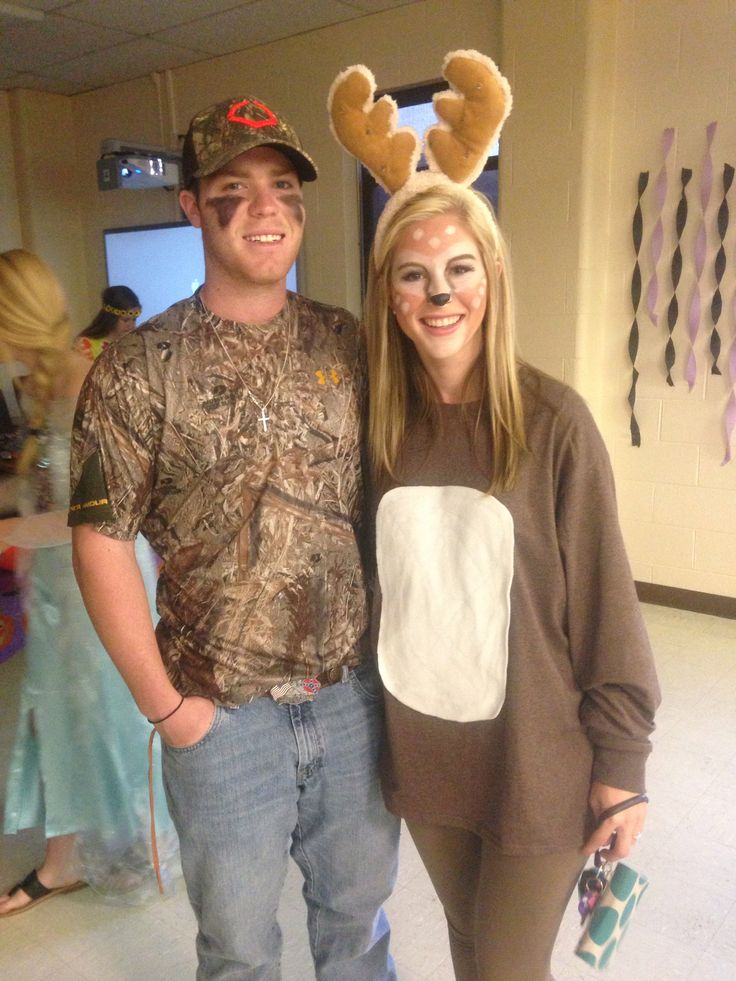 deer and hunter costume halloween pinterest reh. Black Bedroom Furniture Sets. Home Design Ideas