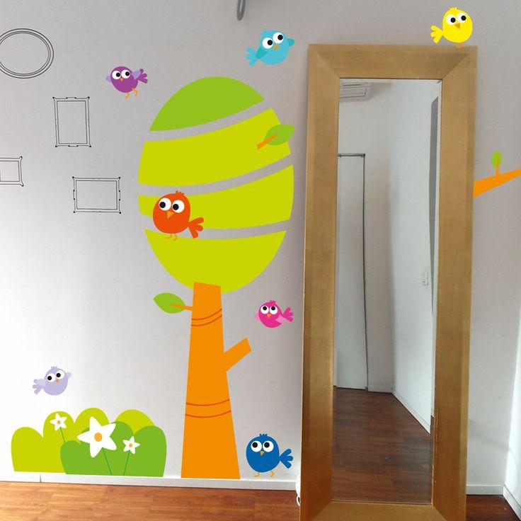 Baby Design > Funny Tree