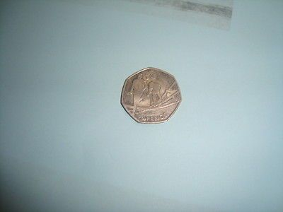 #London 2012 #olympic #triathlon 50p,  View more on the LINK: 	http://www.zeppy.io/product/gb/2/332059050004/