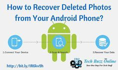 How to Recover Deleted Photos from Your Android Phone?
