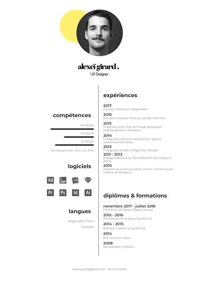 Professional Resume Template Instant Download 1 Page Resume Template For Ms Word Diy Resume Temp Desain Cv Cv Kreatif Desain Grafis