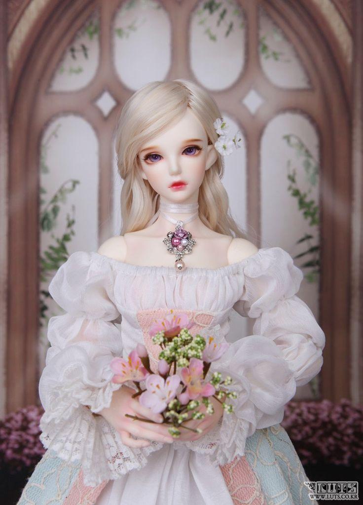 Model Delf Girl LAZULI Luts   Dolk Station - Online bjd shop