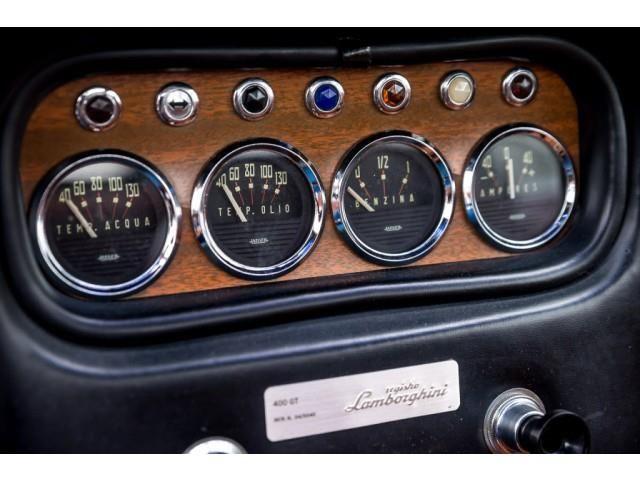 Oldtimer Lamborghini Price winning Original car-Concour Condition- - 22