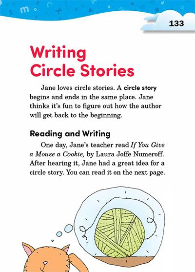Writing Circle Stories