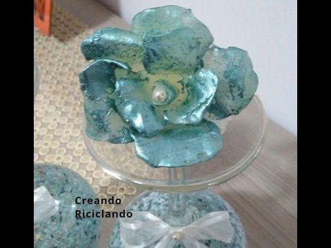 Come creare rose con la cera + MARBLE ART // Roses with wax DIY