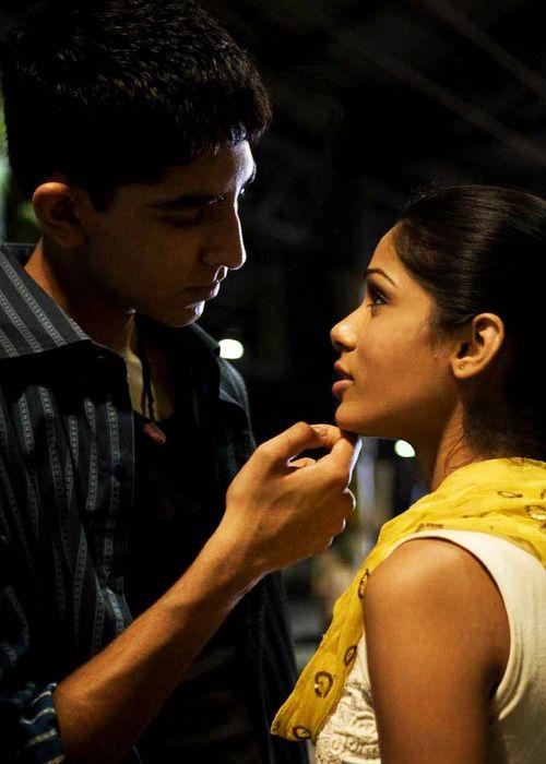 """Dev Patel & Freida Pinto - """"Slumdog Millionaire"""" (2008)"""